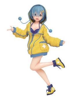 Re:Zero Precious Figure Rem Fluffy Hoodie ver. -Renewal- (Taito)