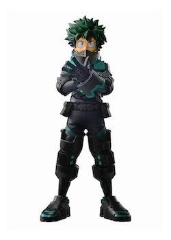 My Hero Academia The Movie World Heroes Mission Ichibansho Figure Izuku Midoriya (Bandai Spirits)