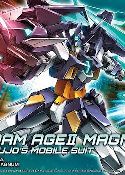 HGBD GUNDAM AGE II MAGNUM 1/144