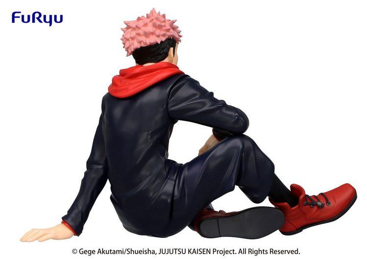 Jujutsu Kaisen Noodle Stopper Figure Yuji Itadori (FuRyu)