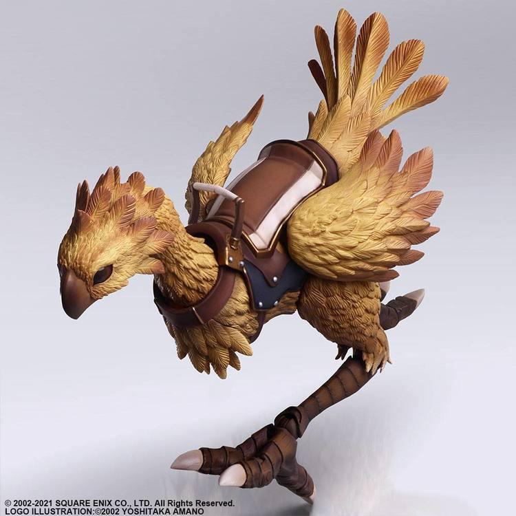 Final Fantasy XI Bring Arts Action Figure Chocobo (Square Enix)