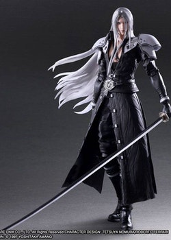 Final Fantasy VII Remake Play Arts Kai Action Figure Sephiroth (Square Enix)