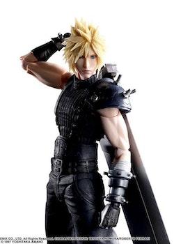 Final Fantasy VII Remake Play Arts Kai Action Figure Cloud Strife Ver. 2 (Square Enix)