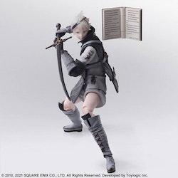 Nier Replicant ver.1.22474487139... Bring Arts Action Figure Young Protagonist (Square Enix)