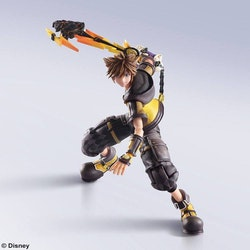 Kingdom Hearts III Bring Arts Action Sora Guardian Form Version (Square Enix)