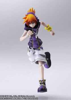 The World Ends with You - Final Remix Bring Arts Action Figure Neku Sakuraba (Square Enix)