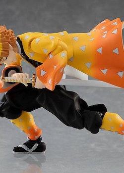 Demon Slayer: Kimetsu no Yaiba Figma Action Figure Zenitsu Agatsuma (Max Factory)
