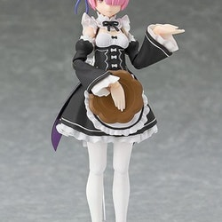 Re:ZERO -Starting Life in Another World- Figma Action Figure Ram (Max Factory)