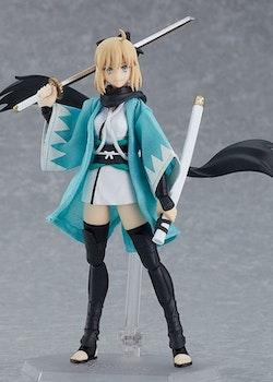 Fate/Grand Order Figma Action Figure Saber/Okita Souji Ascension Version (Max Factory)