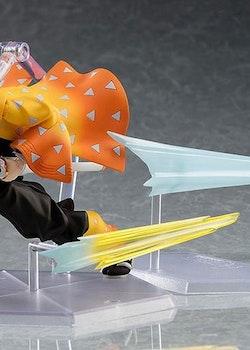 Demon Slayer: Kimetsu no Yaiba Figma Action Figure Zenitsu Agatsuma DX Edition (Max Factory)