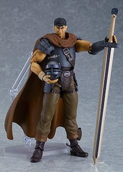 Berserk Figma Action Figure Guts Band of the Hawk Repaint Ver. (Max Factory)
