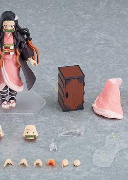 Demon Slayer: Kimetsu no Yaiba Figma Action Figure Nezuko Kamado DX Edition (Max Factory)