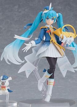Vocaloid Figma Action Figure Snow Miku Snow Parade Ver. (Max Factory)