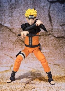 Naruto Shippuden S.H. Figuarts Action Figure Naruto Uzumaki New Package Ver. (Tamashii Nations)