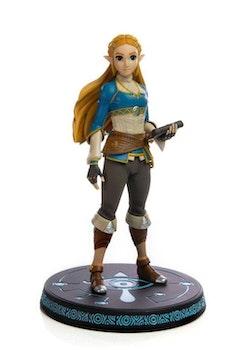 The Legend of Zelda Breath of the Wild Figure Zelda (First 4 Figures)