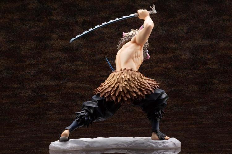 Demon Slayer: Kimetsu no Yaiba ARTX J Figure 1/8 Inosuke Hashibira (Kotobukiya)