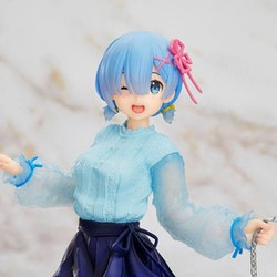 Re:Zero Precious Figure Rem Outing Coordination ver. (Taito)