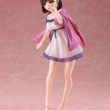 Saekano Coreful Figure Megumi Kato Loungewear Ver. (Taito)