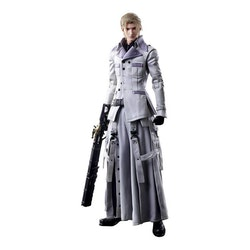 Final Fantasy VII Remake Play Arts Kai Action Figure Rufus (Square Enix)