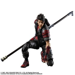 Final Fantasy VII Remake Play Arts Kai Action Figure Sonon Kusakabe (Square Enix)