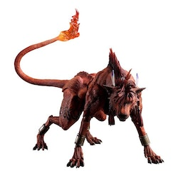 Final Fantasy VII Remake Play Arts Kai Action Figure Red XIII (Square Enix)