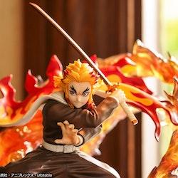 Demon Slayer: Kimetsu no Yaiba Ichibansho Mugen Train Figure Kyojuro Rengoku (Bandai Spirits)