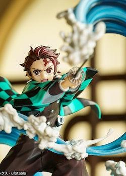 Demon Slayer: Kimetsu no Yaiba Ichibansho Mugen Train Figure Tanjiro Kamado (Bandai Spirits)