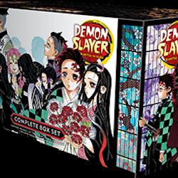 Demon Slayer Complete Box Set (Viz Media)