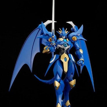 Magic Knight Rayearth Moderoid Model Kit Ceres the Spirit of Water (Good Smile Company)