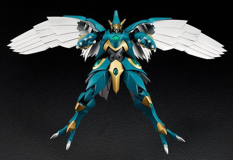 Magic Knight Rayearth Moderoid Model Kit Windom the Spirit of Air (Good Smile Company)