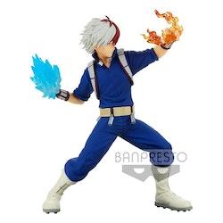 My Hero Academia The Amazing Heroes vol. 15 Figure Shoto Todoroki (Banpresto)