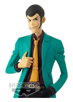 Lupin III Part6 Master Stars Piece Figure Lupin The Third (Banpresto)