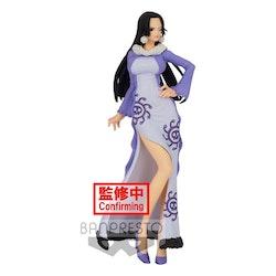 One Piece Glitter & Glamours Figure Boa Hancock Winter Style Ver. B (Banpresto)