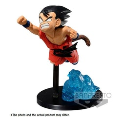 Dragon Ball Gx Materia Figure Son Goku II (Banpresto)