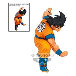 Dragonball Super Son Goku Fes Figure Son Goku Alternative Color Ver. (Banpresto)