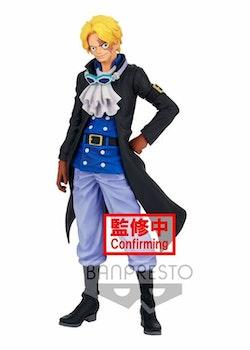 One Piece Grandista The Grandline Men Figure Sabo (Banpresto)