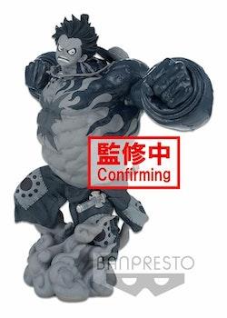 One Piece BWFC 3 Super Master Stars Piece Figure Monkey D. Luffy Gear4 The Tones (Banpresto)