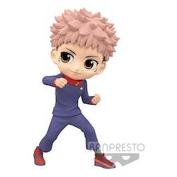 Jujutsu Kaisen Q Posket Figure Yuji Itadori Ver. B (Banpresto)