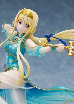 Sword Art Online: Alicization War of Underworld Figure 1/7 Alice China Dress Ver. (FuRyu)
