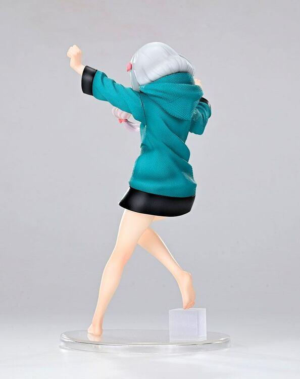 Eromanga Sensei Coreful Figure Izumi Sagiri Hoodie Ver. (Taito)