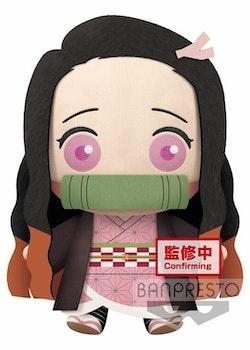 Demon Slayer: Kimetsu no Yaiba Super Big Plush Nezuko Kamado (Banpresto)
