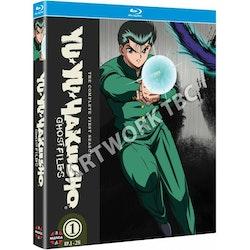 Yu Yu Hakusho - Season 1 Blu-Ray