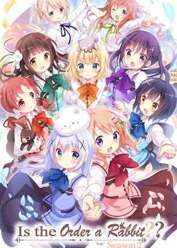 Is the Order a Rabbit? - Season 2 Blu-Ray