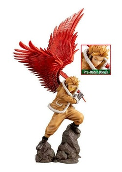 My Hero Academia ARTFX J 1/8 Figure Hawks Bonus Edition (Kotobukiya)