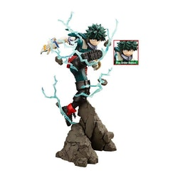 My Hero Academia ARTFX J 1/8 Figure Izuku Midoriya Ver. 2 Bonus Edition (Kotobukiya)