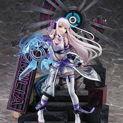 Re:Zero Starting Life in Another World 1/7 Figure Emilia Neon City Ver. (eStream)