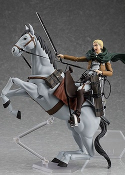 Attack on Titan Figma Action Figure Erwin Smith (Max Factory)