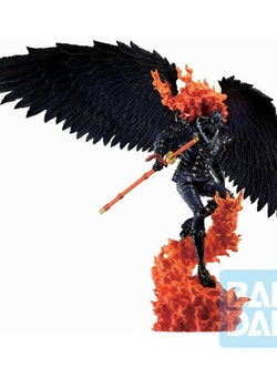 One Piece Ichibansho Figure King The Fierce Men Who Gathered At The Dragon (Bandai Spirits)