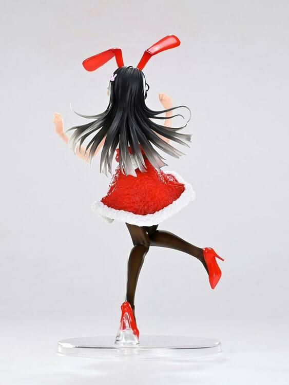 Rascal Does Not Dream of Bunny Girl Senpai Coreful Figure Mai Sakurajima Bunny Ver. (Taito)