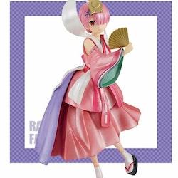 Re:Zero SSS Figure Fairy Tale Ram Princess Kaguya Pearl ver. (FuRyu)